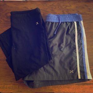Workout Shorts - 2 pairs!